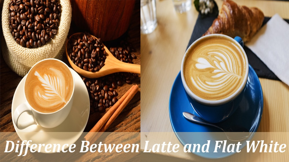 Difference Between Latte and Flat White