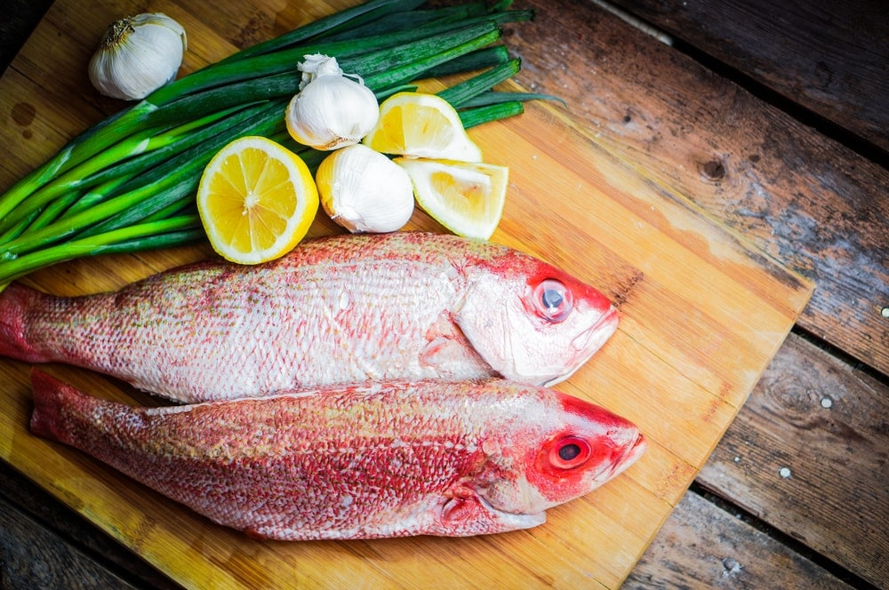 How to prepare and cook red snapper