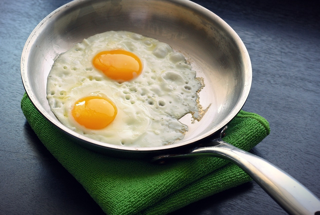 Is your skillet oven proof