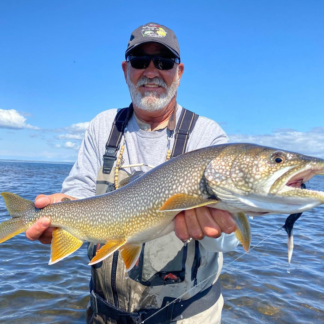 What Does Lake Trout Taste Like