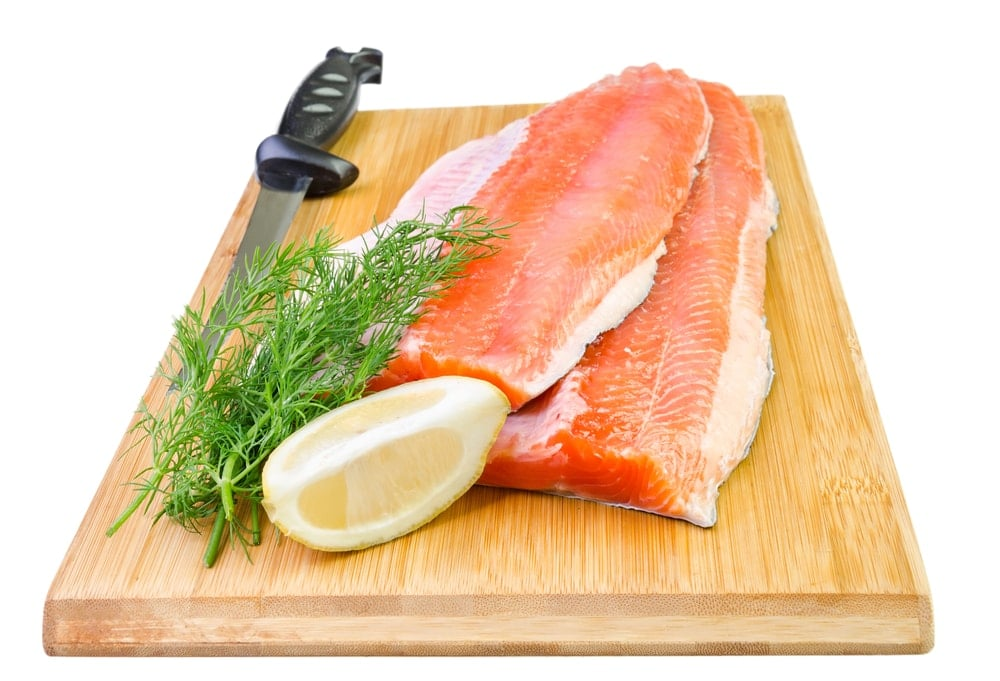 What Does Sea Trout Taste Like